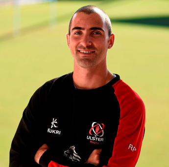 Montpellier have their sights set on Ulster's Ruan Pienaar. Photo: Oliver McVeigh / Sportsfile