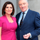 Pat Kenny and Colette Fitzpatrick who will front a brand new current affairs show on Wednesday nights pictured at TV3's Autumn launch at The National Concert Hall, Dublin. Picture: Brian McEvoy