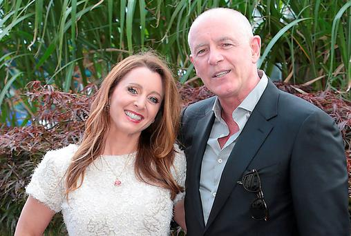 Sinead Desmond and Mark Cagney at TV3's Autumn 2016 launch at The National Concert Hall, Dublin. Picture: Brian McEvoy