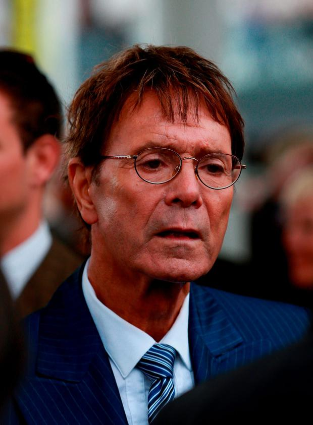 Sir Cliff Richard. Photo: David Davies/PA Wire