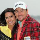 Graeme and Kristin McDowell have celebrated the birth of their second child