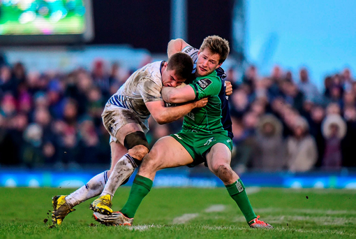 Kieran Marmion hopes to pick up where last season left off. Picture credit: Ramsey Cardy / SPORTSFILE
