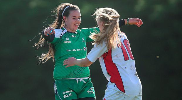 Mairead Hopkins: Irish squad involvement is 'unreal'. Photo credit ©INPHO/Donall Farmer