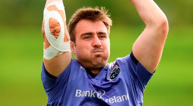 Dolphin's Niall Scannell will be hoping to join brother Rory as a regular on the Munster team this season Photo: Stephen McCarthy/Sportsfile