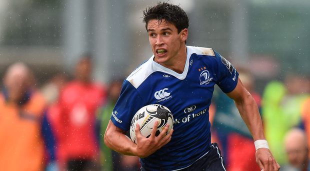 Joey Carbery has beaten Cathal Marsh and Ross Byrne to the No 10 shirt and the promising Clontarf out-half has a serious opportunity to stake a claim as Johnny Sexton's back-up on his first start. Photo by Cody Glenn/Sportsfile