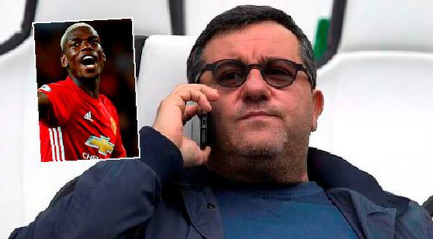 Mino Raiola made a fortune from Pogba transfer