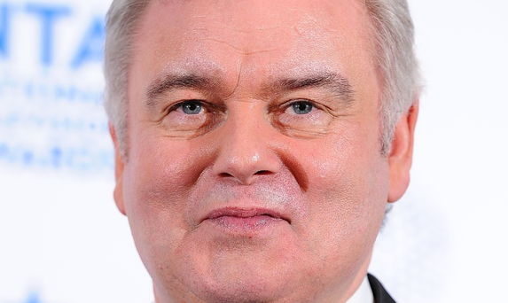 Eamonn Homes. Photo: PA