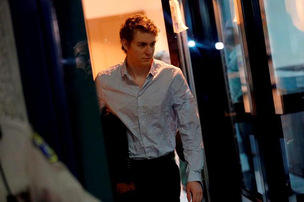 Brock Turner, the former Stanford swimmer convicted of sexually assaulting an unconscious woman, leaves the Santa Clara County Jail in San Jose, California, U.S. September 2, 2016