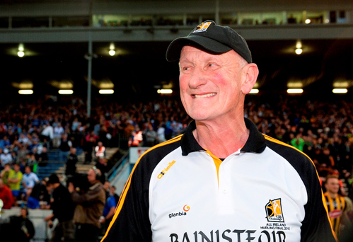 Kilkenny manager Brian Cody Photo by Piaras Ó Mídheach/Sportsfile