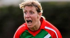 Mayo's Cora Staunton Picture: Ramsey Cardy / SPORTSFILE