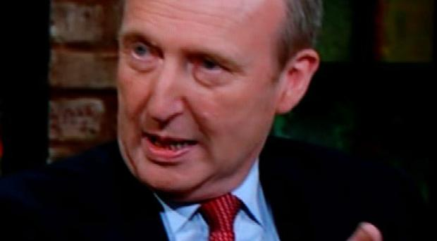 Shane Ross: 'He certainly did put me 'back in my box'