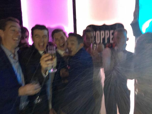 Michael Conlan, Gary and Paul O'Donovan, Annalise Murphy and Al Porter all headed to Coppers after last night's Late Late Show with Ryan Tubridy