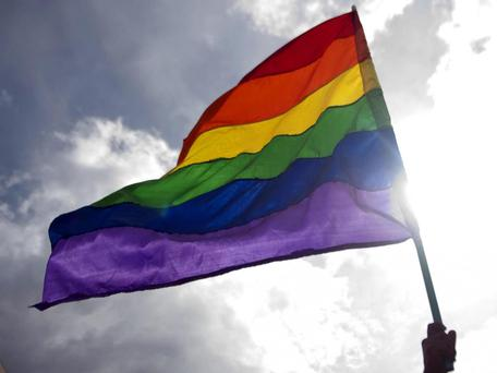 The rainbow flag has become a symbol of lesbian, gay, bisexual and transgender (LGBT) pride