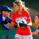 Cork's Orla Finn scored 1-3 yesterday. Photo: Diarmuid Greene/Sportsfile