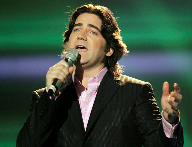 Music man: Brian Kennedy Photo: Sean Gallup/Getty Images