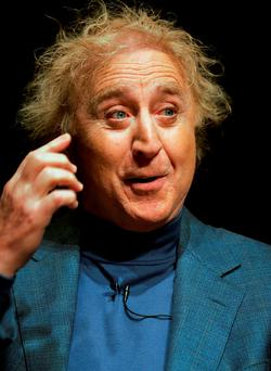 Genius: Thanks for the memories - and life lessons, Gene Wilder Photo: AP Photo/Steven Senne