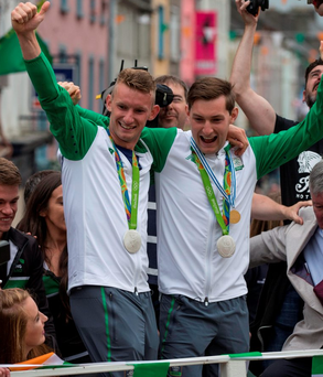 The O'Donovan brothers won silver in Rio