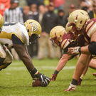 Georgia Tech faced off against Boston College Photo by Cody Glenn/Sportsfile