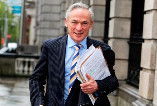 Regrettable: Education Minister Richard Bruton. Photo: Tom Burke