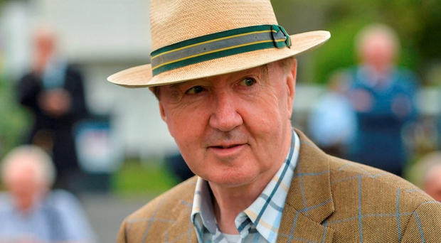 Dermot Weld will be hoping for victories this evening. Picture: Sportsfile
