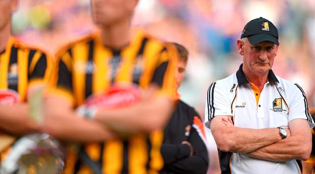 Kilkenny manager Brian Cody after the GAA Hurling All-Ireland Senior Championship Final match between Kilkenny and Tipperary at Croke Park in Dublin. Photo by Paul Mohan/Sportsfile