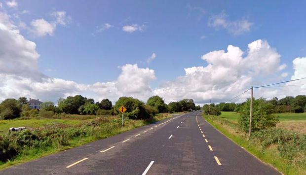 Incident occurred at Rassan on the Dundalk to Castleblaney Rd (5 miles outside Dundalk) (Photo: Google Maps)