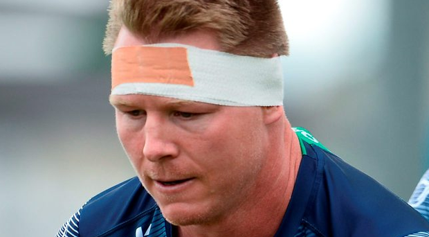 The New Zealander refused to blame the westerners' truncated pre-season schedule for their poor display in the 41-5 loss. Photo by Sam Barnes/Sportsfile