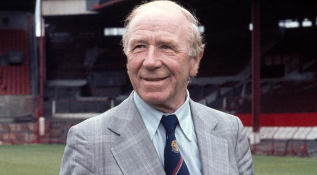 Busby is considered one of the most influential figures in the club's history, having led them to their first European Cup in 1968. Photo by Harry Goodwin/Paul Popper/Popperfoto/Getty Images