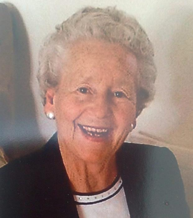 Maureen Creaner (92) was described as a lovely lady who had 'wonderful positivity'