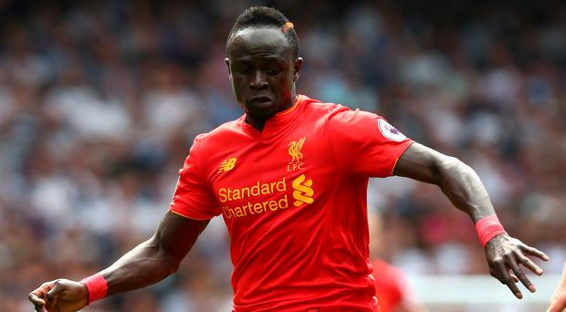Sadio Mane will be hoping to maintain his early-season form against Leicester. Photo by Julian Finney/Getty Images