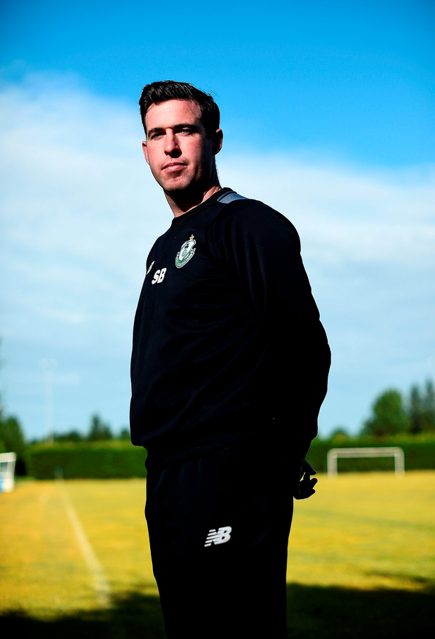 Stephen Bradley. Photo by David Maher/Sportsfile