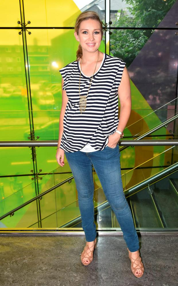 Anna Daly at the launch of Mothercare Autumn Winter 2016 at The Science Gallery in Trinity College