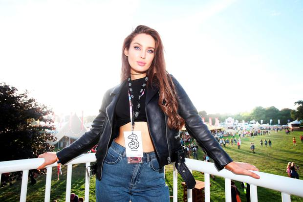 Roz Purcell at the 3Live experience at Electric Picnic. Photo: Sasko Lazarov/Photocall Ireland