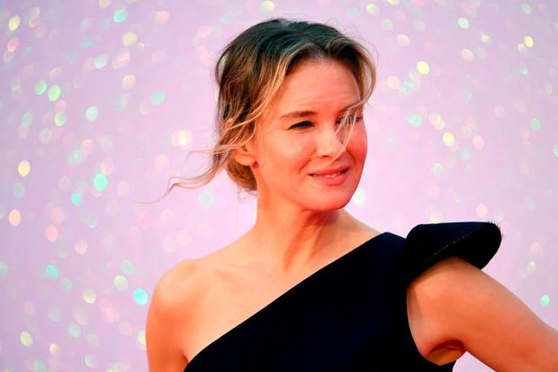 Renee Zellweger arrives for the World premiere of