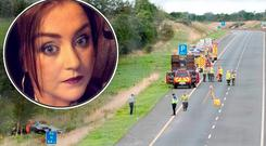 Nicola Kenny was killed in motorway crash just one day after becoming the new proud mum of Baby Lily Rose