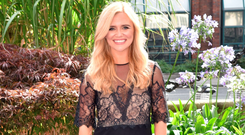 Karen Koster at TV3's New Season AW16 launch at The National Concert Hall, Dublin