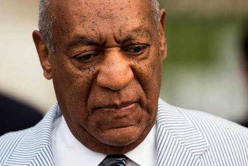 Bill Cosby arrives for a pretrial hearing in his sexual assault case at the Montgomery County Courthouse in Norristown, Pa., Tuesday, Sept. 6, 2016. (AP Photo/Matt Rourke)