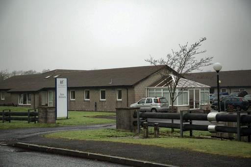 The Áras Attracta centre for adults with intellectual disabilities, in Swinford, Co Mayo. Photo: Keith Heneghan/Phocus.