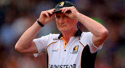 Brian Cody's future is always up for discussion simply because he's been such a fixture in our lives for so long. Photo: Sportsfile