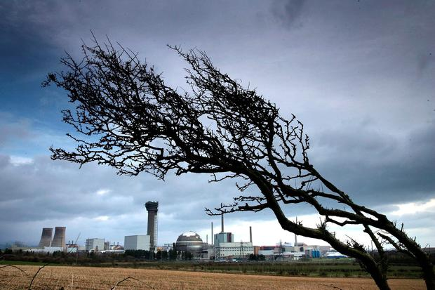 The Sellafield Nuclear Plant in Cumbria. Photo: Christopher Furlong/Getty Images