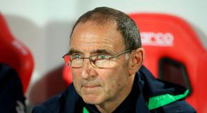 Republic of Ireland manager Martin O'Neill. Photo: Reuters