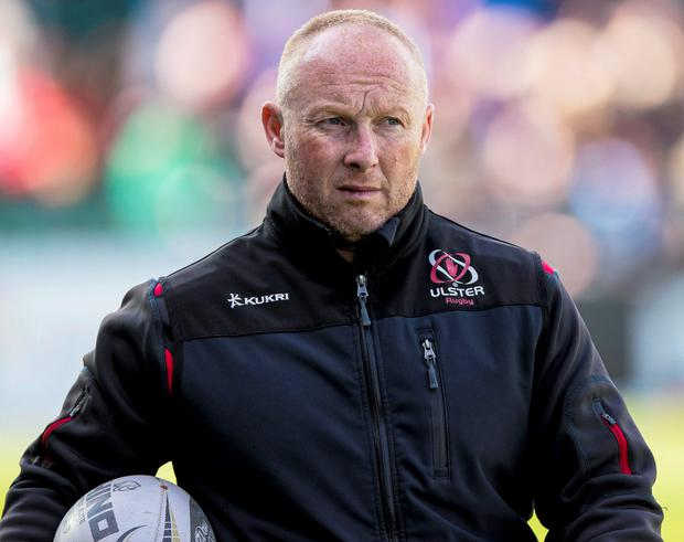 Ulster head coach Neil Doak. Photo: Sportsfile