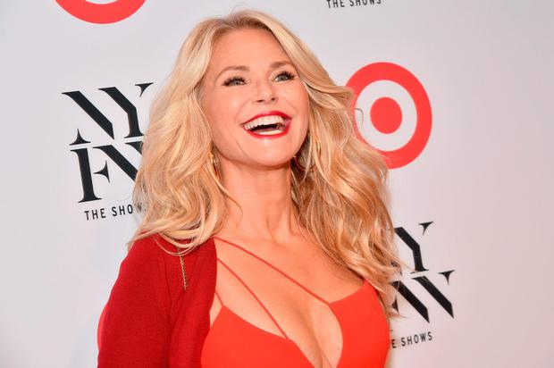 Model Christie Brinkley attends Target + IMG's NYFW kickoff at The Park at Moynihan Station on September 6, 2016 in New York City. (Photo by Mike Coppola/Getty Images)