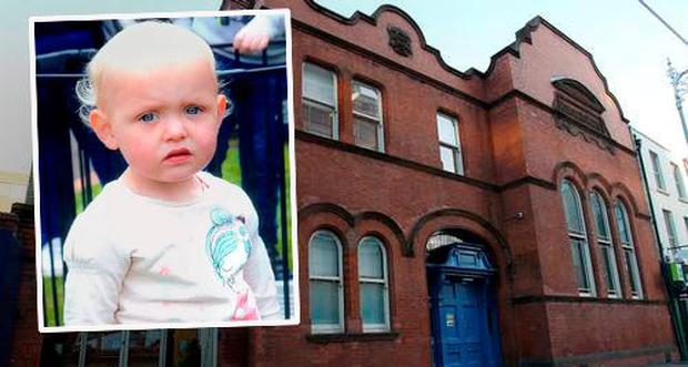 Inquest hears of death of Baby Heidi Douglas O'Reilly