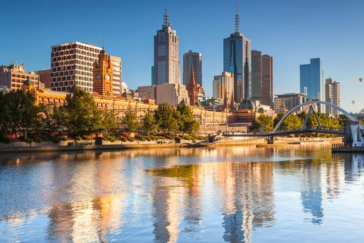The rate of apartment construction in Melbourne is outstripping commercial development by a factor of five to one