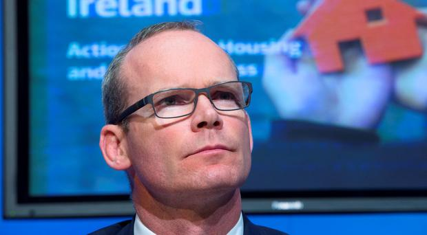 In a letter to Housing Minister Simon Coveney, the IPI opposed introducing a fasttrack planning system for large developments. Photo: Colin O'Riordan