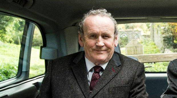 Colm Meaney plays Martin McGuinness