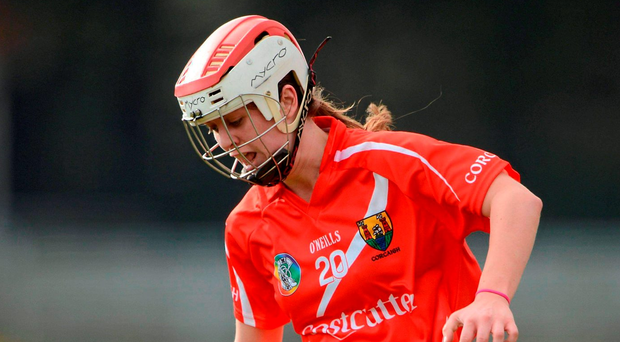 Cork's Finola Neville. Photo: Matt Browne / Sportsfile