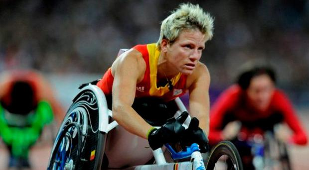 Marieke Vervoort, a wheelchair sprinter and 2012 Paralympic gold medallist, has been suffering from a debilitating illness for 20 years that causes paralysis in her legs, leaving her in chronic pain and with recurring fits.
