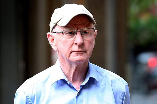 Pat Hickey – who has been embroiled in an ongoing Rio ticket-touting investigation – has been president of the country's Olympic organisation for more then 27 years. Photo: Steve Humphreys